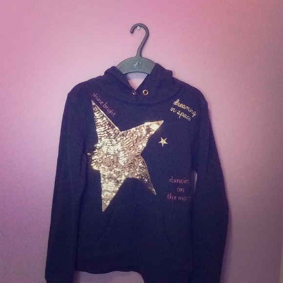 H&M Other - Bright Star Hoodie